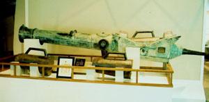 国崩しの大砲の画像