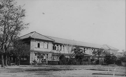 旧制玉名中学校の写真