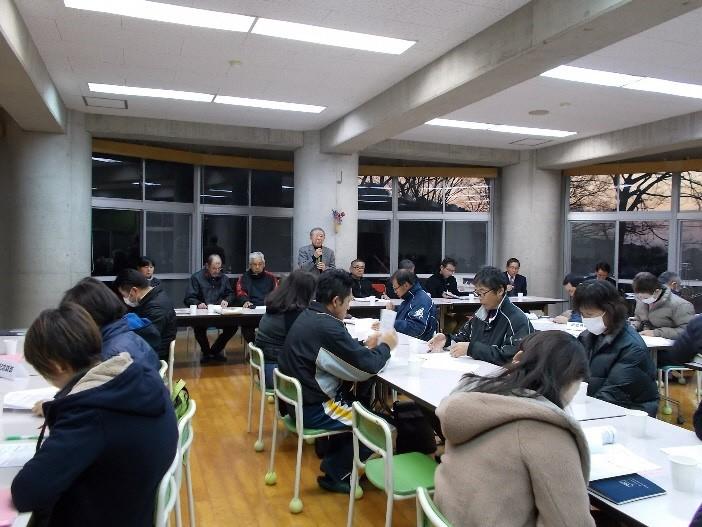 閉校記念事業実行委員会の写真