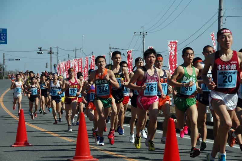 マラソン途中_男子10km3