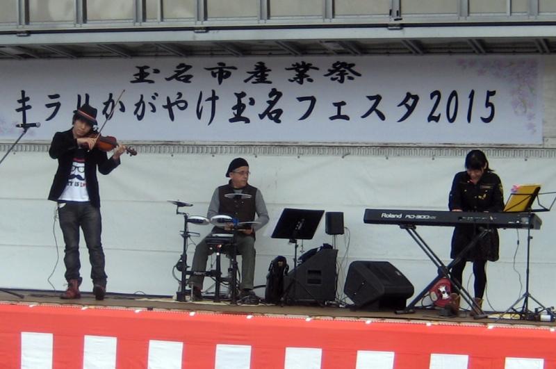 ステージイベントの様子の写真2枚目